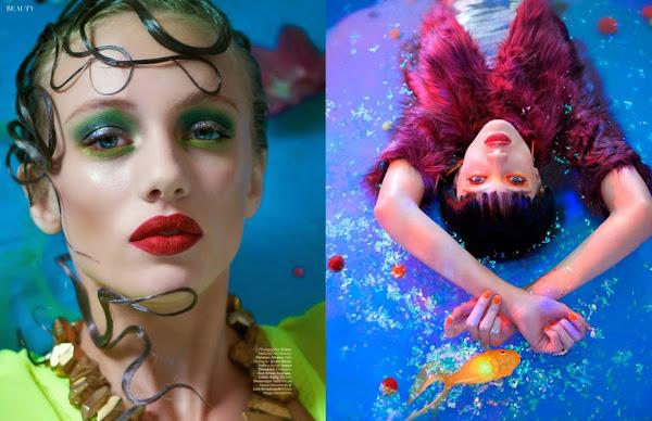 Lexy Brozdounoff - Cast Images - Mod Magazine