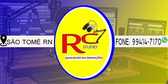 RC STUDIO ,ESTÁ DE VOLTA