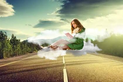 Tutorial Picsart : Cara Edit Foto Melayang ( Levitasi ) di Udara