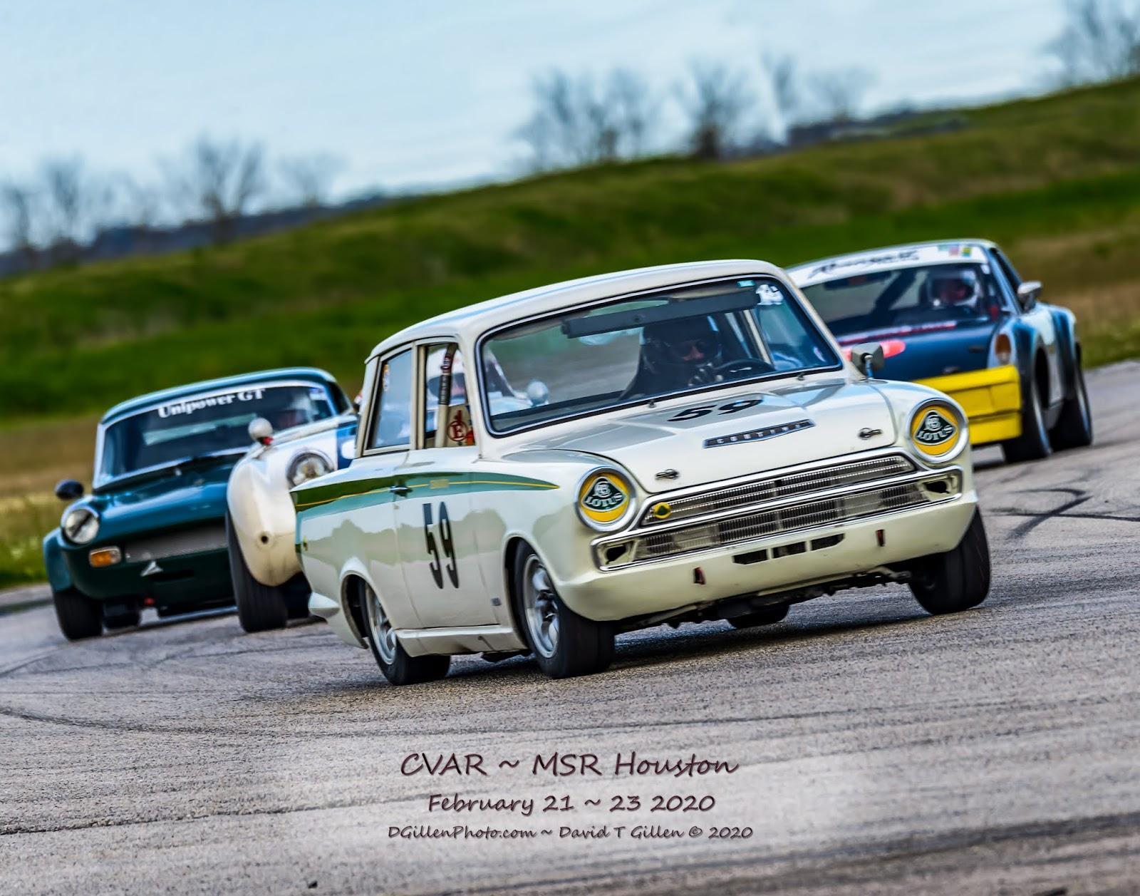 Piers Gormly Campaigns Cortina at Groesbeck Grand Prix