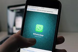 Penggunaan Whatsaap Website sangat Di Senangi Untuk Berbagi FILE