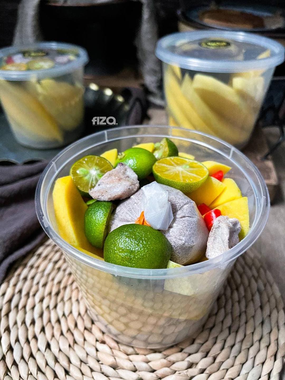 Jeruk Mangga Susu Asam Boi RM10