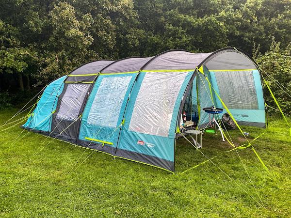 Review: Coleman Meadowood 6L Tent