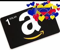 Tarjetas Gift Card Amazon - Metodo para enviar dinero a familiares
