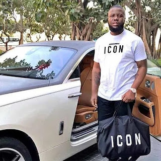 Hushpuppi ,Olalekan Jacob Ponle aka Woodbery ,and ten others , have been arrested by Dubai police on allegations of fraud
