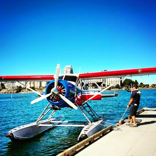 Victoria British Columbia Sea Plane