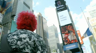 Alan Gardner in New York