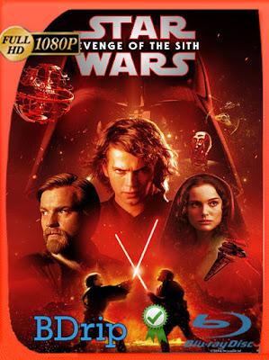 Star Wars: Episodio III – La venganza de los Sith (2005) HD BDRIP [1080p] Latino [GoogleDrive] [MasterAnime]