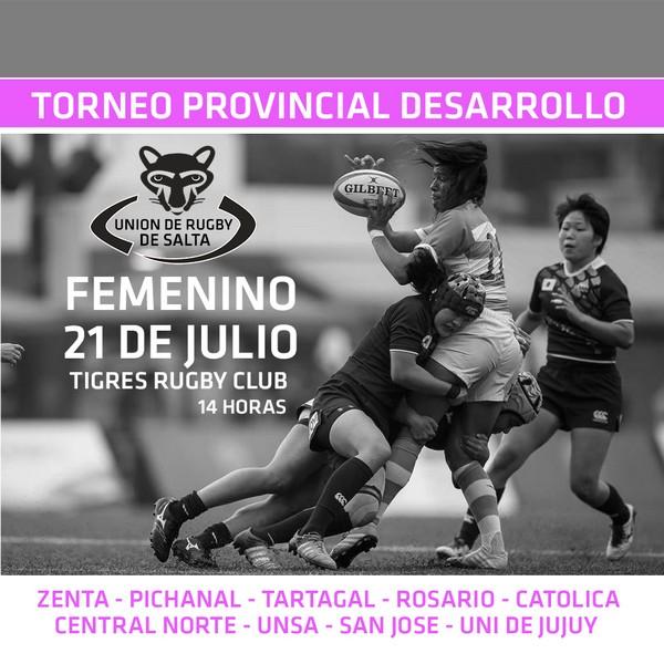 Torneo Desarrollo de Rugby Femenino en Salta