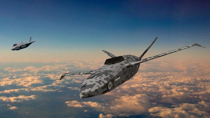 Mosquito: Έρχεται το drone που θα κάνει αερομαχίες και θα καταρρίπτει εχθρικούς πυραύλους.