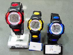 Relojes digitales para niños y cadetes
