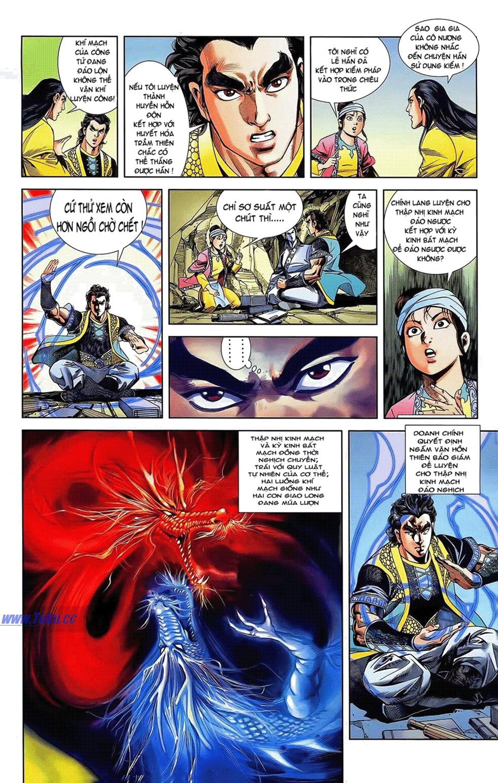 Tần Vương Doanh Chính chapter 19 trang 30