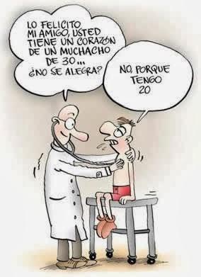 Mundo Curioso Frases Medicas Graciosas