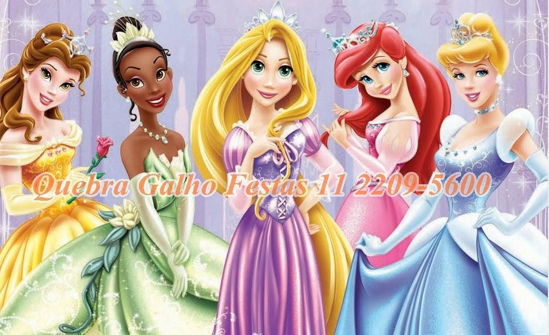 clique na foto lembrancinhas princesas