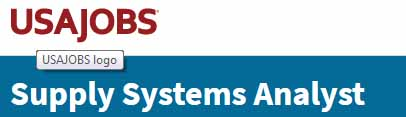 Supply Systems Analyst COVID Temporarily Jobs in USA 2021