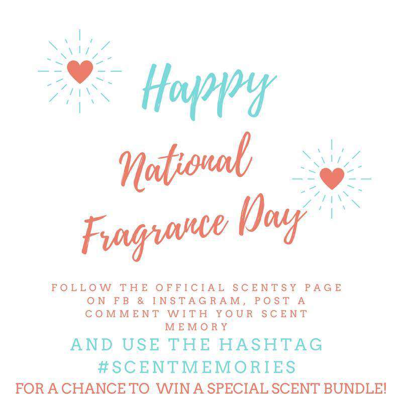National Fragrance Day Wishes Unique Image