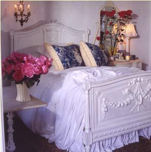 decorar dormitorio estilo provenzal