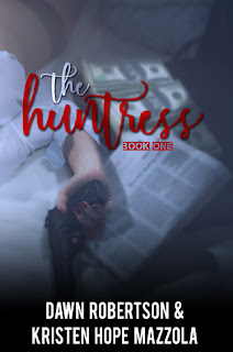 The Huntress by Kristen Hope Mazzola