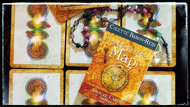 Enchanted Map Oracle Cards and Booklet