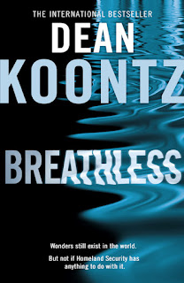 Breathless by Dean Koontz book cover
