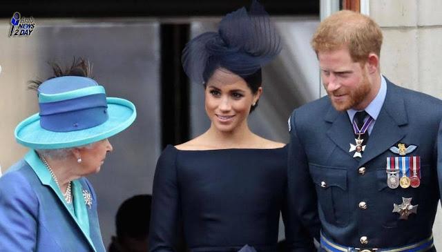 دوافع هاري وميغان التى جعلتهم يتخلون عن العائلة المالكة