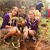 População participa de plantação de mudas no Parque Três Meninas em Samambaia