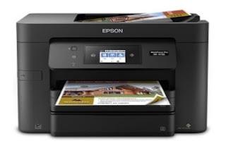 Epson WorkForce Pro WF-4730 Driver Download