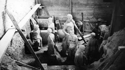 Εθνικό Αρχαιολογικό Μουσείο: Μνήμες 1940-44 στις 27 και 28 Οκτωβρίου