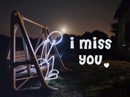 Sad I Miss You Whatsapp DP