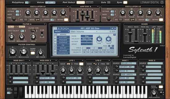 تنزيل برنامج Sylenth محمول ( Sylenth1 Portable )