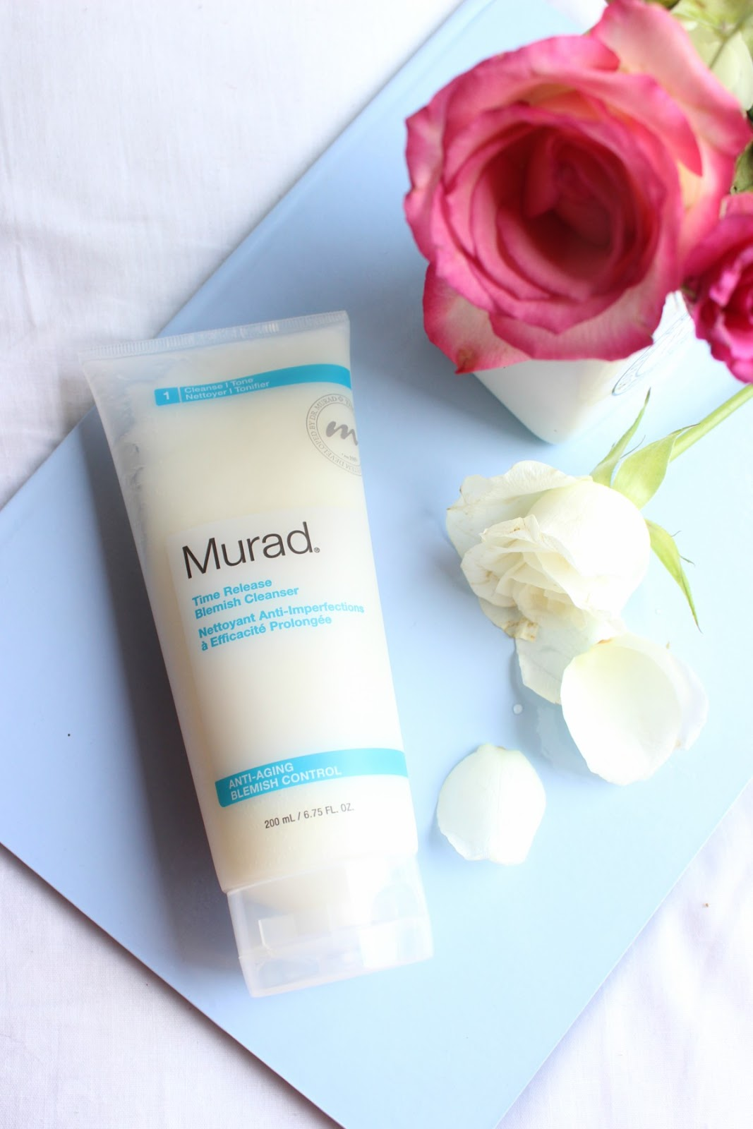 Murad Time Release Acne Cleanser Review