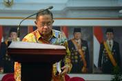 Presiden Jokowi Tunjuk Darmin Nasution Jadi Plt. Menko PMK