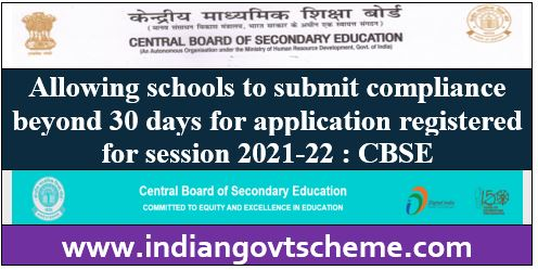 Allowing schools to submit compliance