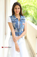 Telugu Actress Lavanya Tripathi Latest Pos in Denim Jeans and Jacket  0031.JPG