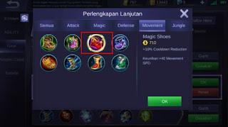 Build Item Hero Lancelot Mobile Legends Tersakit dan Terhebat