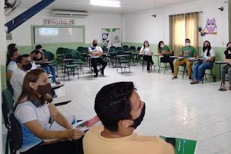 Centro de Apoio à Criança realiza encontros pedagógicos presenciais em Itapiúna