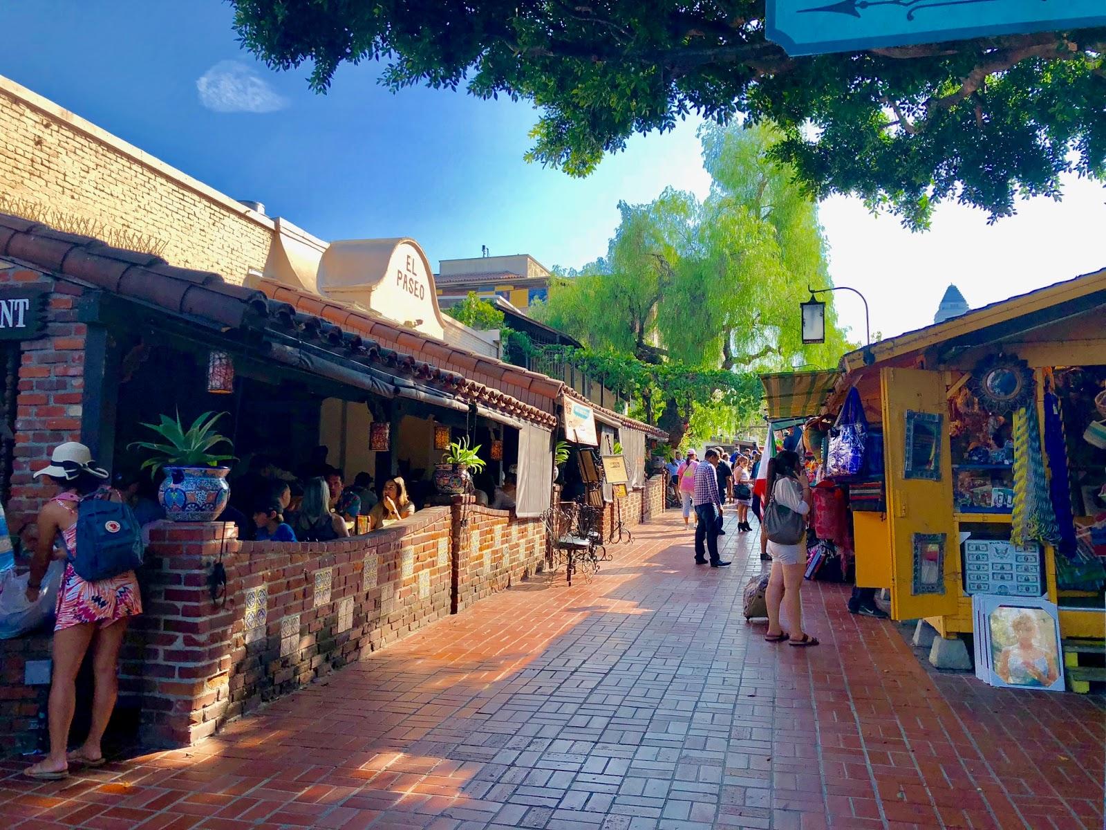 Olvera Street Los Angeles - Life in Wanderlust