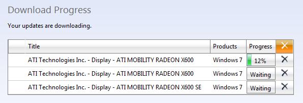 Ati mobility radeon x600se and x700 driver windows 7 | download driver.