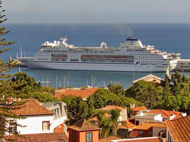 Columbus estreia no Funchal que já conhece com outros nomes