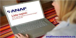 ANAF-ul e cel mai slab Fisc din UE