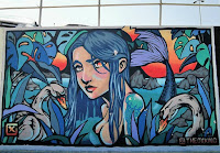 Bondi Street Art   The Ox King
