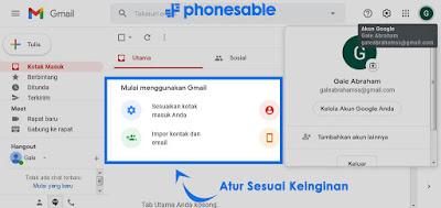 Konfirmasi email gmail