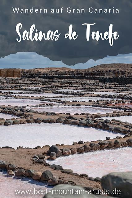 Salinas del Matorral - Pozo Izquierdo - Salinas de Tenefé | Wandern Gran Canaria 17