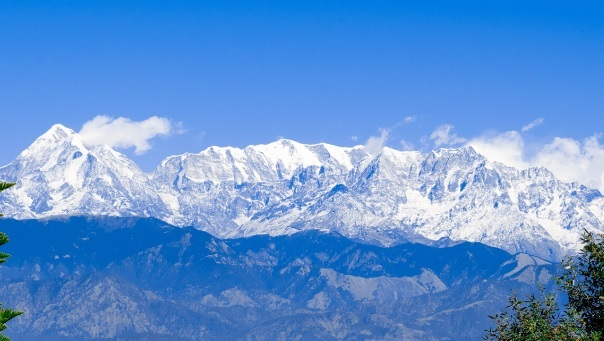 Kausani Travel Guide, a Vacation Retreat in South Asia, India