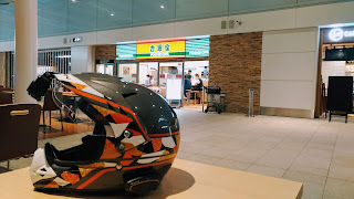 Gopro Hero5とヘルメットの写真