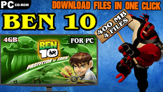 BEN 10 PROTECTOR OF EARTH PC GAME DOWNLOAD