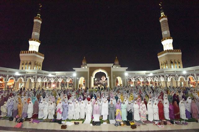 Indramayu Kini Punya Islamic Center Megah