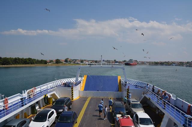 Thassos (Taşöz) Adası feribot seferleri