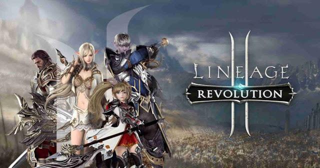 Game Liniage 2 Revolution
