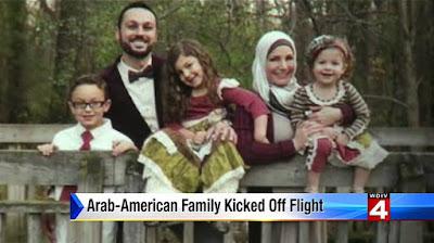 pengusiran muslim di pesawat